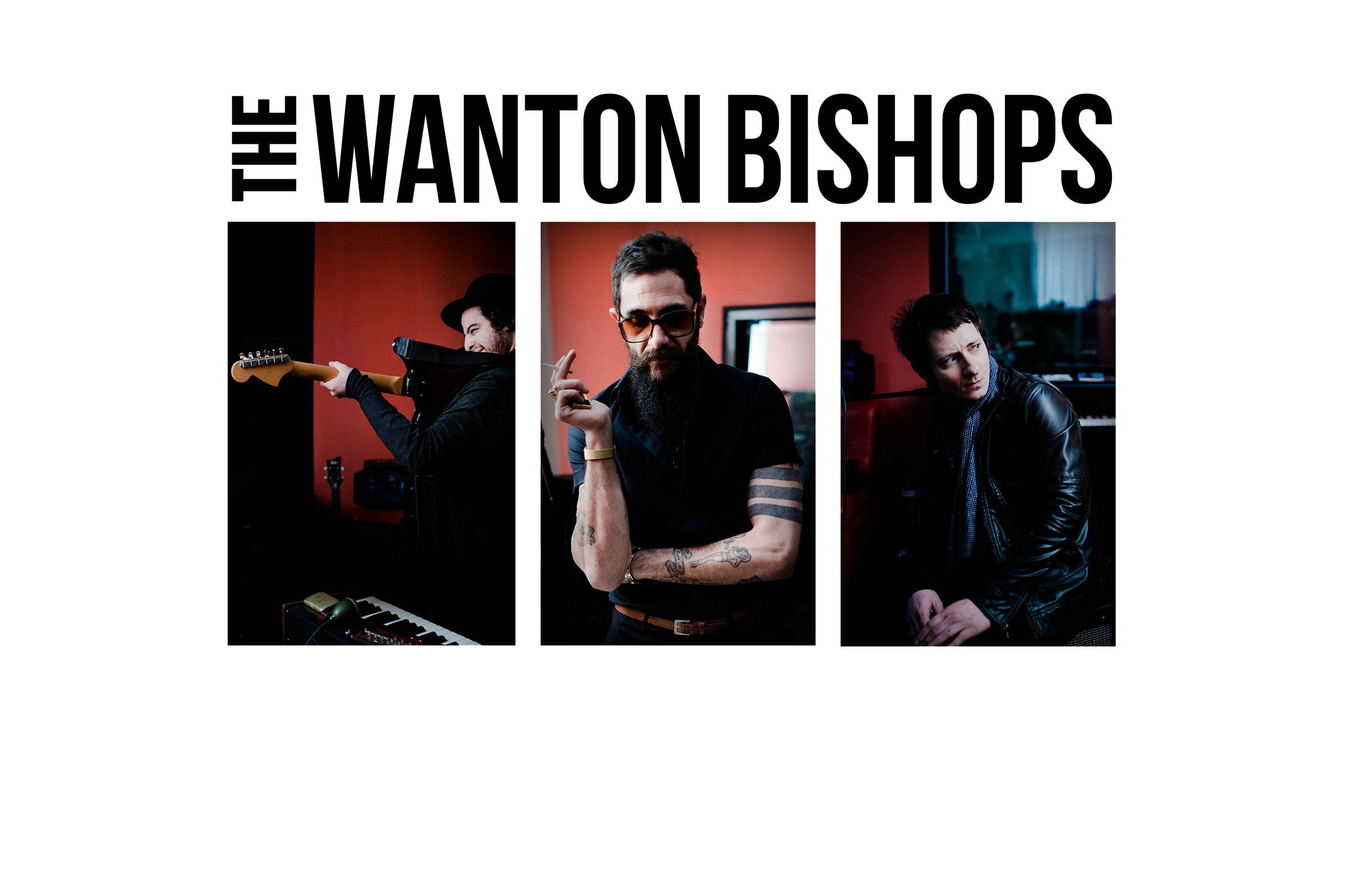 The Wanton Bishops Tour